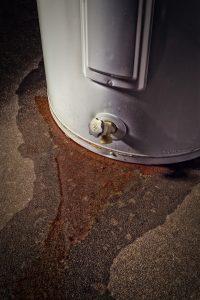 water-heater-leaking